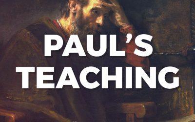 PT- Paul's Teaching